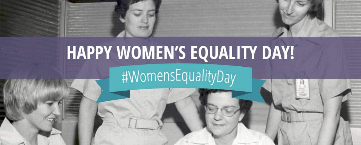 society of women engineers, womens equality day