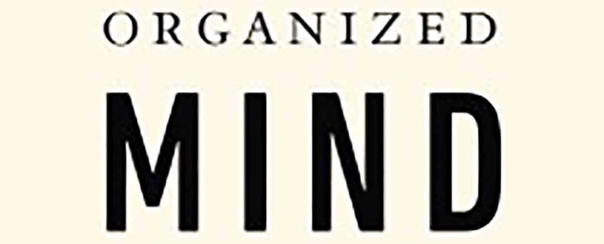 The Organized Mind - Catherine Rocky