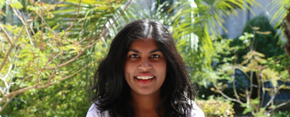 SWE Scholar: Catherine Ninah