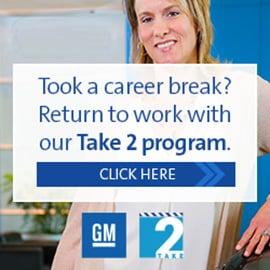 GM – Take 2 Program