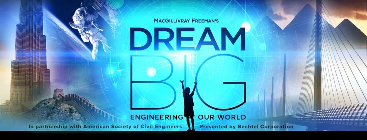 dream big movie, society of women engineers, discoverE