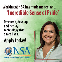 NSA – Incredible Sense of Pride