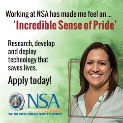 NSA – Incredible Sense of Pride