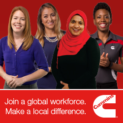 Cummins – Join the Global Workforce