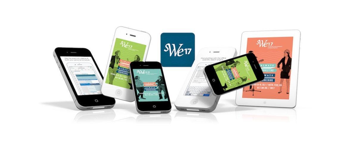 WE17 app