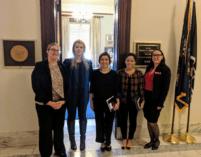 Photo Essay: SWE's 2018 Congressional Outreach Days