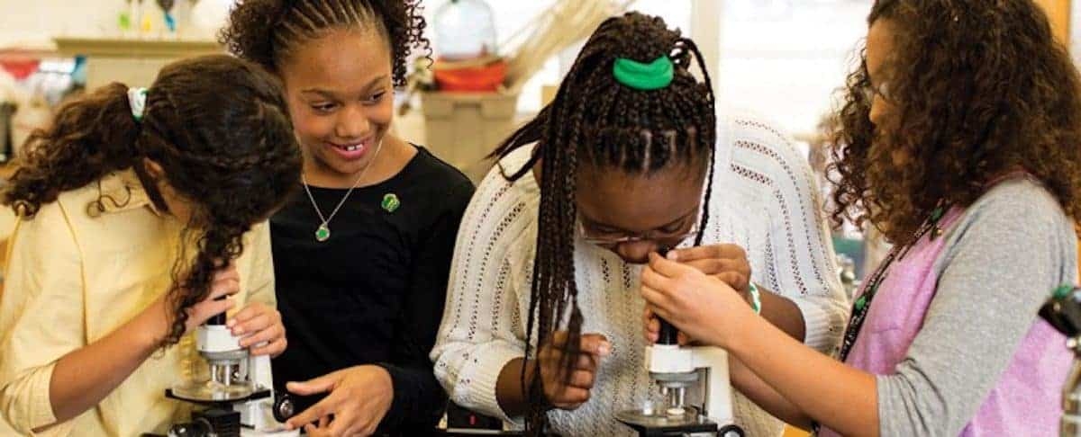 Girl Scouts Want to See More Women in STEM Careers