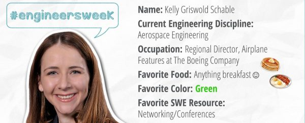 Engineers Week: Kelly Schable