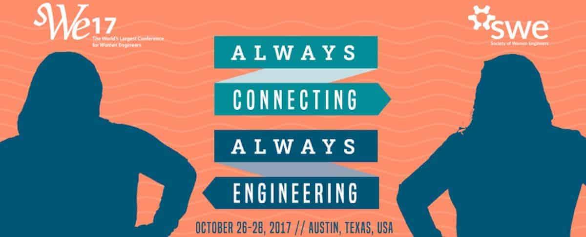 SWE Member Laila Hassen is Always Connecting…Always Engineering