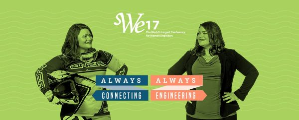 Video: SWE Member Sarah Johnson's Always Connecting ... Always Engineering