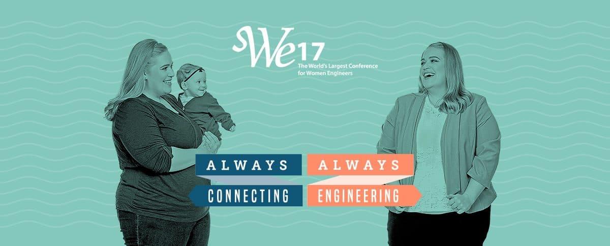 Video: SWE Member Amy Jo Moore is Always Connecting … Always Engineering