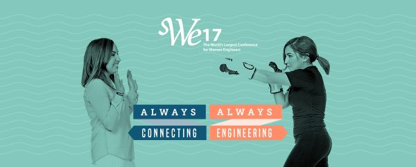 SWE Member Eliana Jauregui is Always Connecting ... Always Engineering