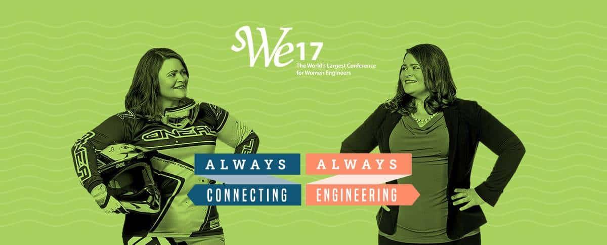 Video: SWE Member Sarah Johnson's Always Connecting ... Always Engineering