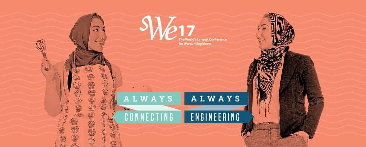 Video: Rabab Alrayes is Always Connecting ... Always Engineering
