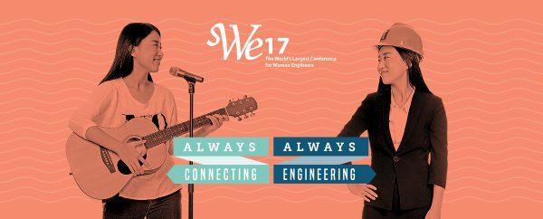 Video: SWE Member Vivian Wong is Always Connecting ... Always Engineering