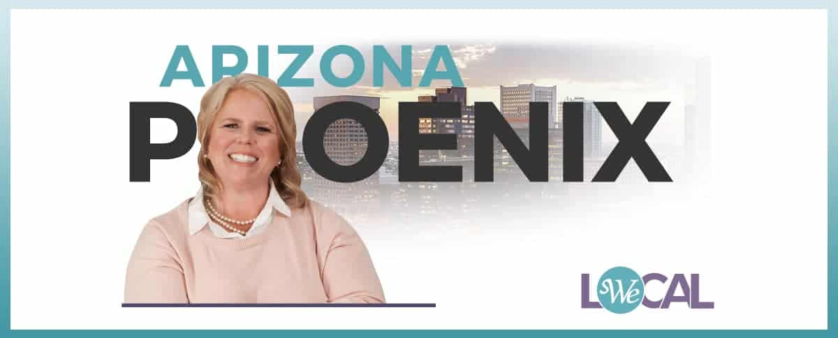 Register NOW for WE Local Phoenix to Get a Discount