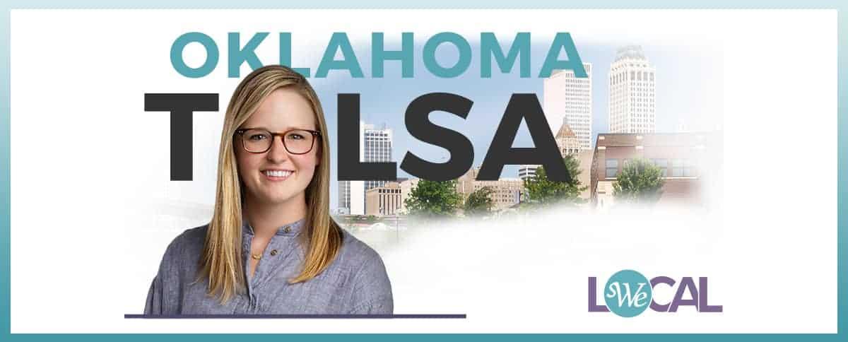 Infographic: WE Local Tulsa