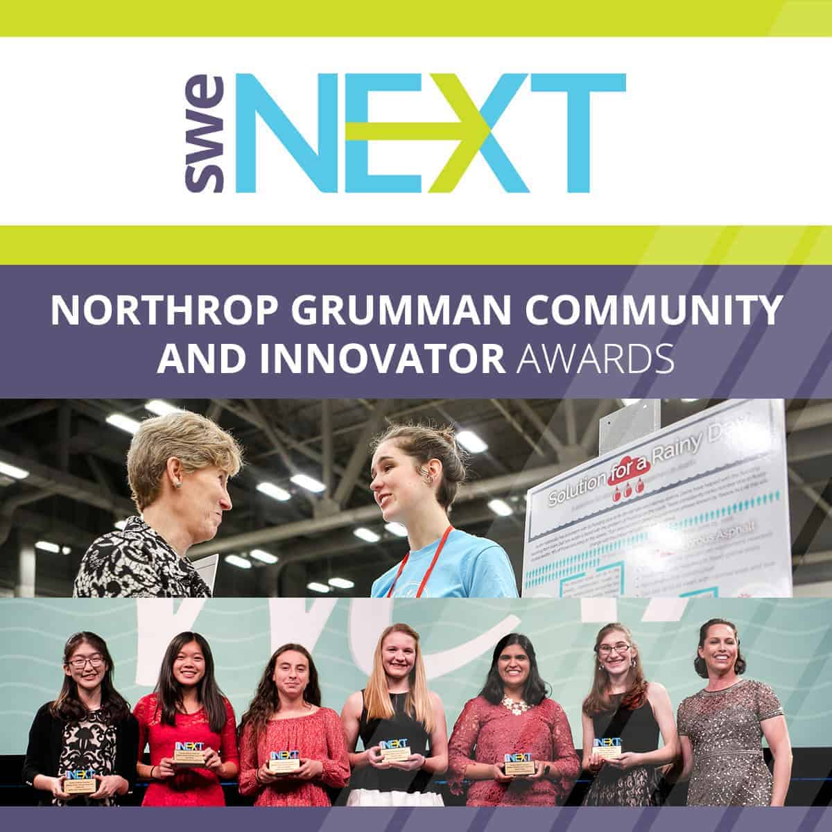 Apply for the WE18 SWENext Awards