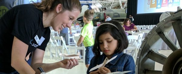 Inspire Women to Pursue Aerospace Engineering