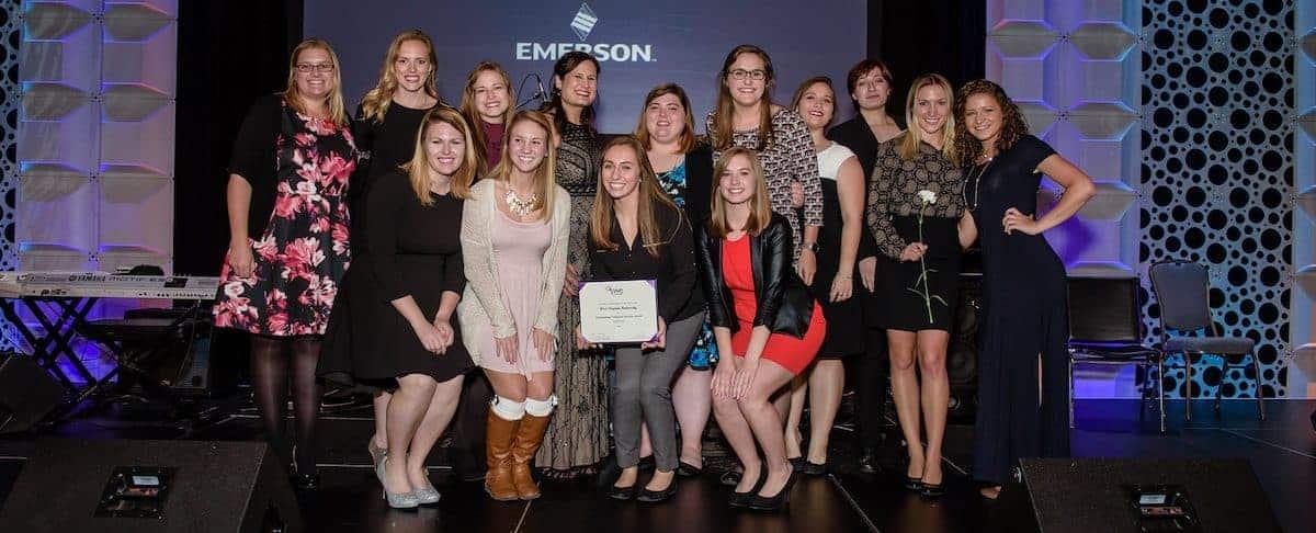ExxonMobil Creates Collegiate Outreach Award for WE17