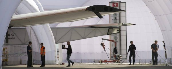 Solar Impulse 2: The Risks