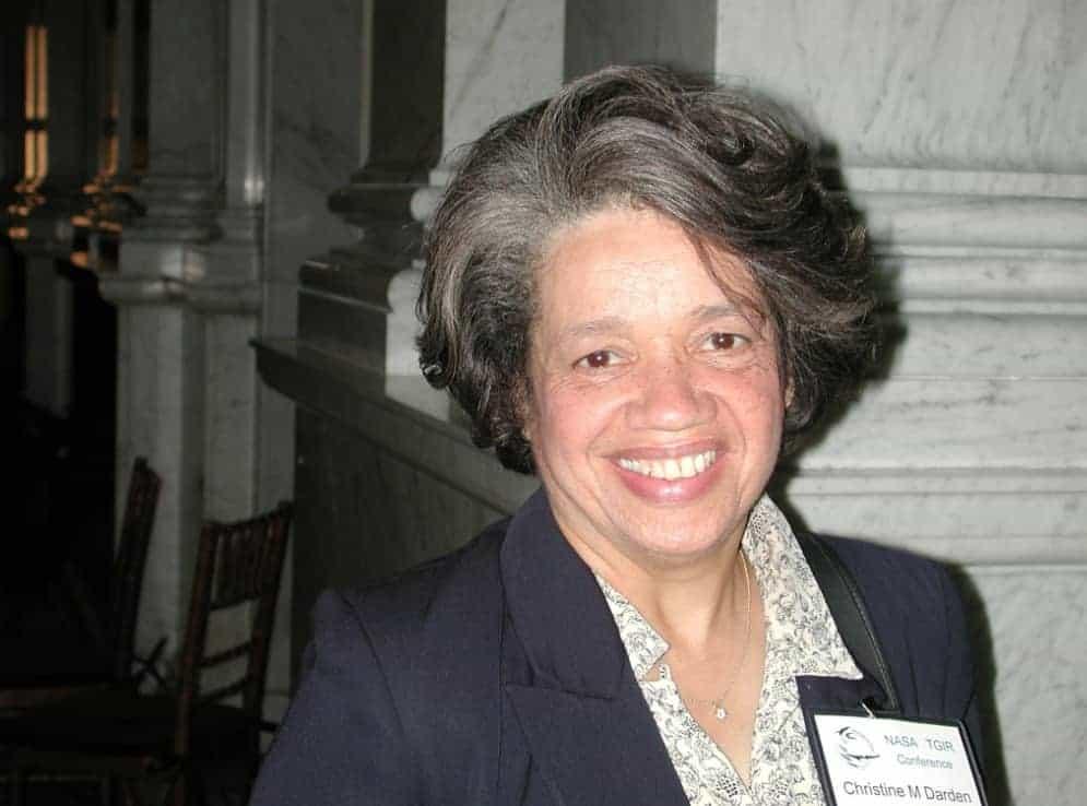 Black History Month: Christine Darden