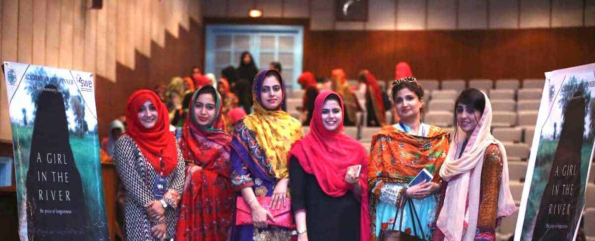 New SWE Affiliate in Pakistan Promotes Gender Equity