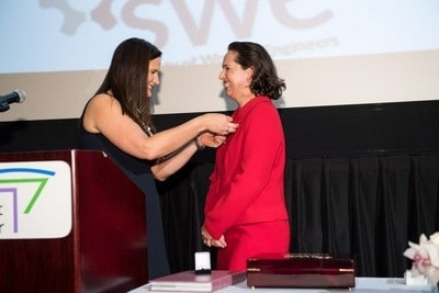 Jonna Gerken Installed As FY18 SWE President
