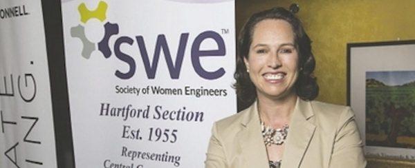 FY18 SWE President Jonna Gerken Wants to Make STEM Gender Blind