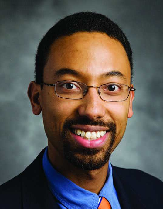 Black History Month: Andrew Alleyne, Ph.D.