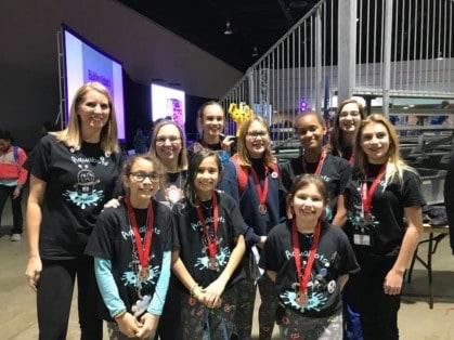Getting Girls into Robotics Kaitlyn Ludlam