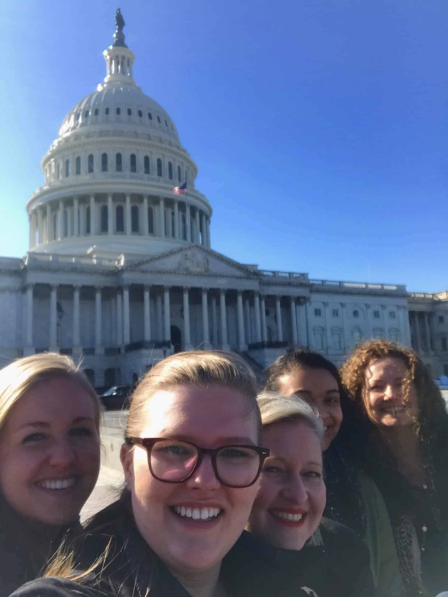Podcast: SWE's Congressional Outreach