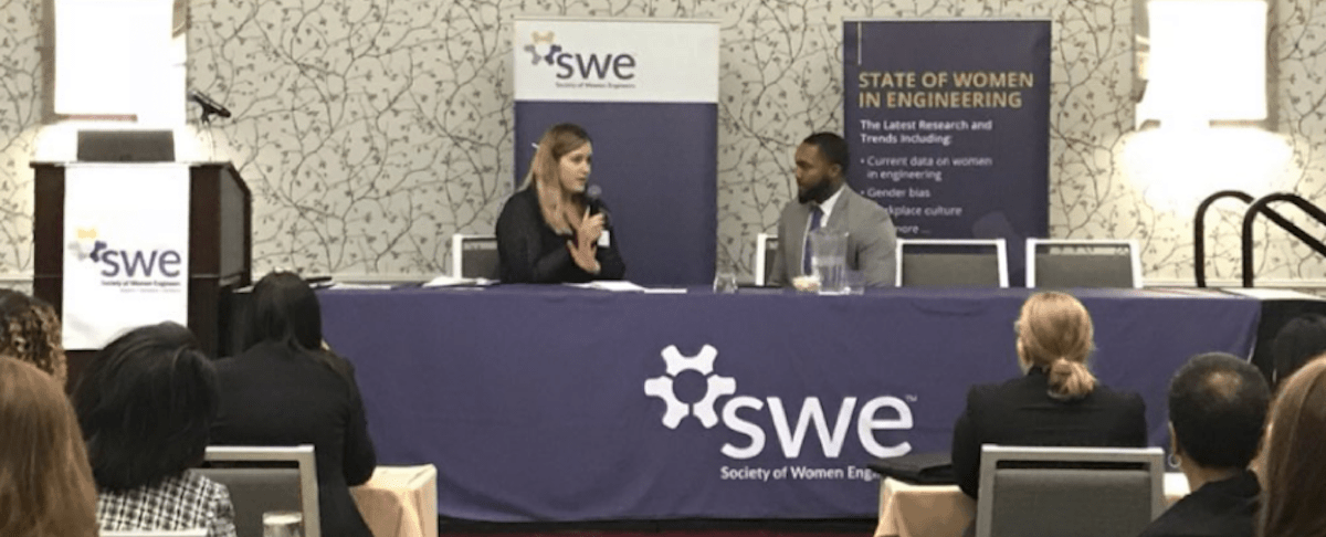 """Why I almost quit STEM"""" -- A Reflection on SWE's 2018 Congressional Outreach Days"""