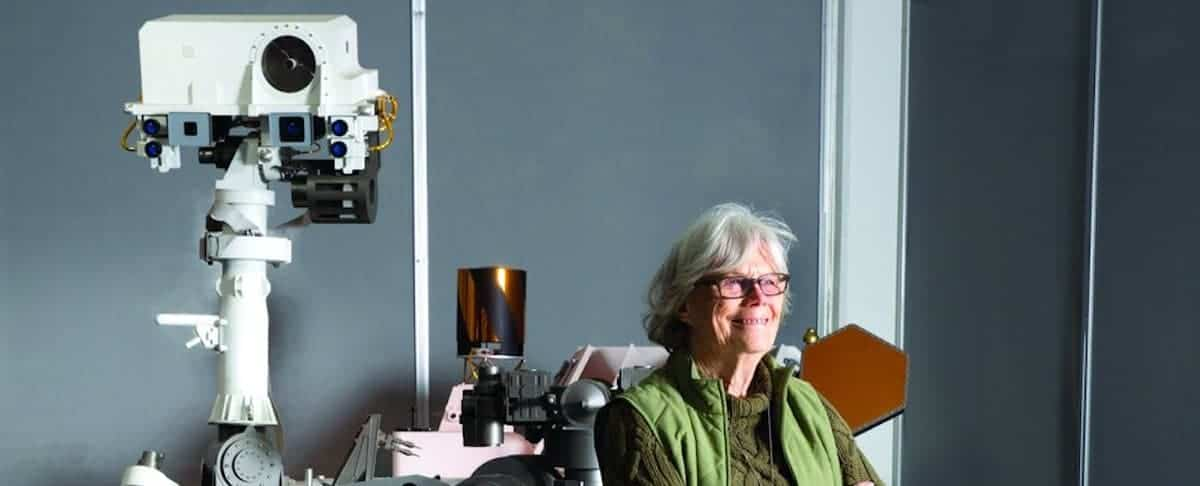 Sue Finely Is Celebrating 60 Years At Nasa