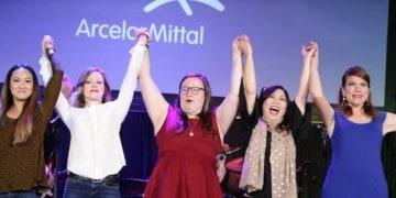 Video: Allison Arnaez Wins Sing It to Begin It!
