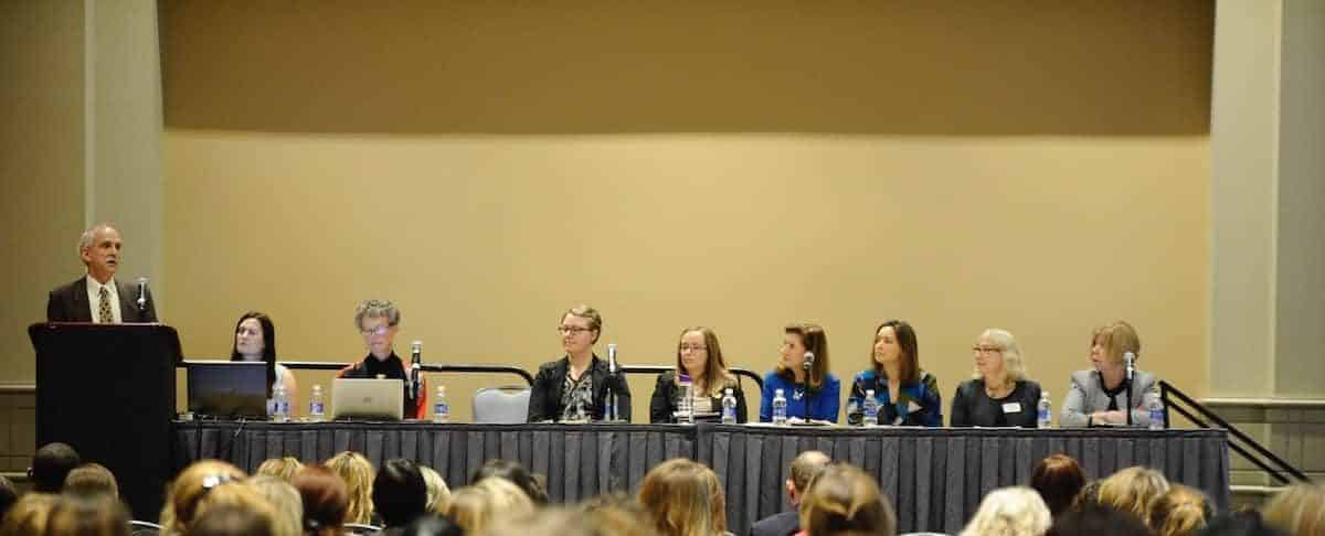 SWE Hosts State of Women in Engineering Event at WE16