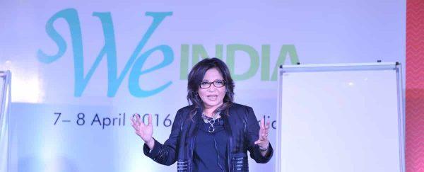 WE India 2016 Keynote Address: Abha Banerjee