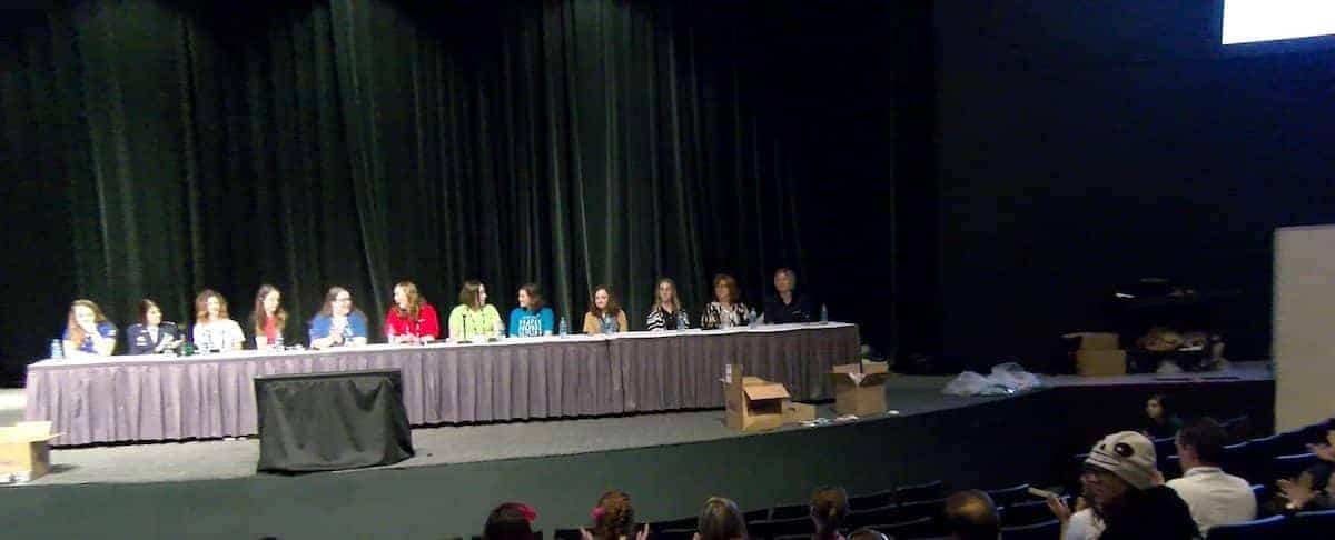 Video: 4th Annual FIRST Women in STEM Panel