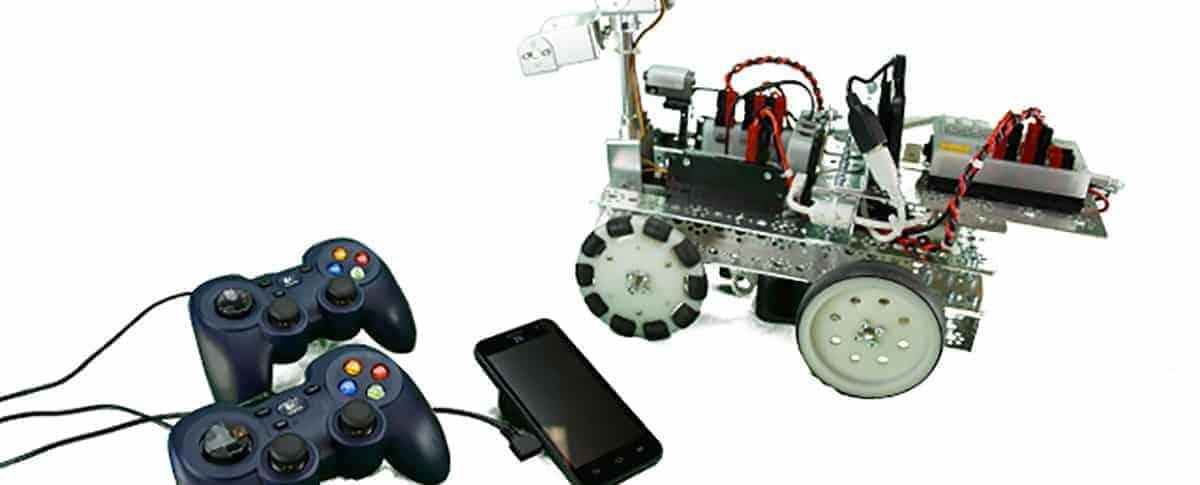 FIRST Robotics: Apply for a Free Robotics Kit for STEM Outreach