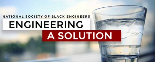 NSBE Launches Campaign to Help Flint