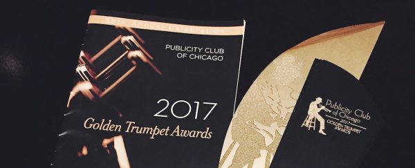 "SWE's Blog ""All Together"" Wins Golden Trumpet Award!"