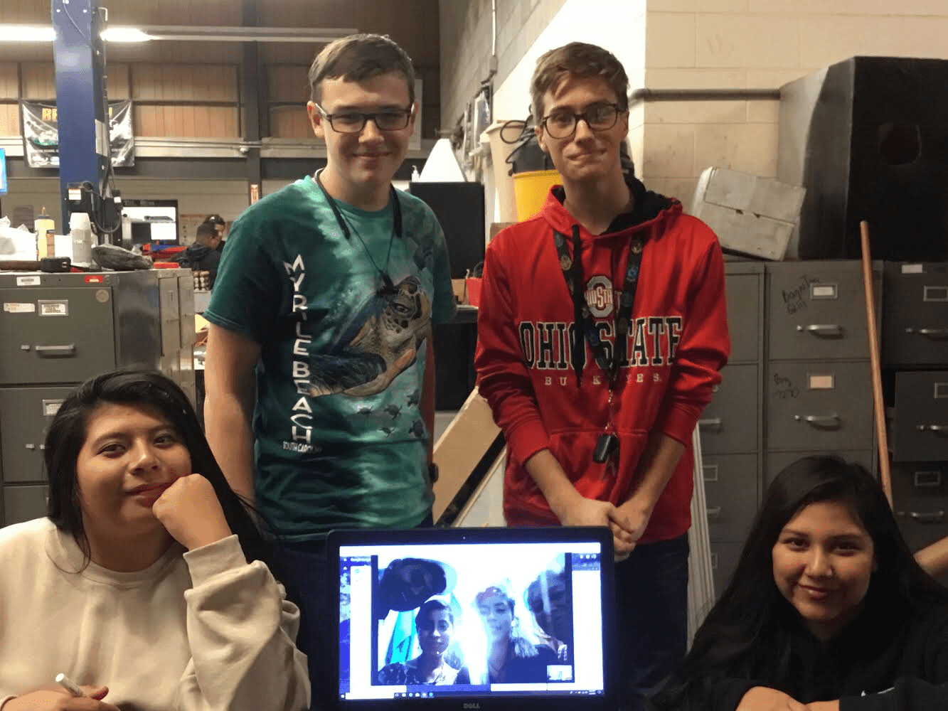 FIRST Team PHEnix 6214 Builds Robots and Promising Futures