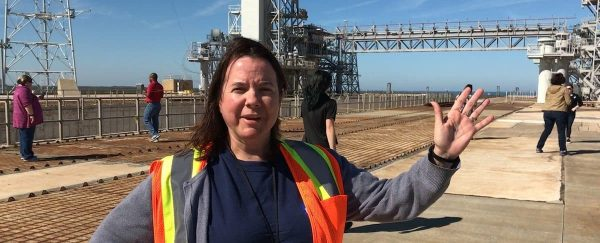 NASA Engineer Regina Spellman Says Hello to SWENexters