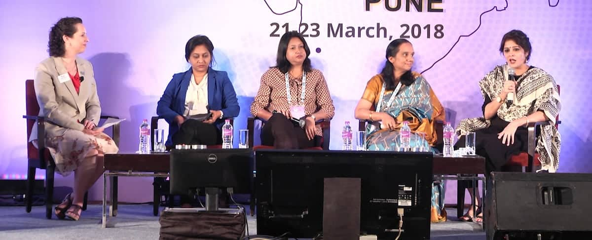 Video: Panels and Keynote Speakers from WE Local India in Pune