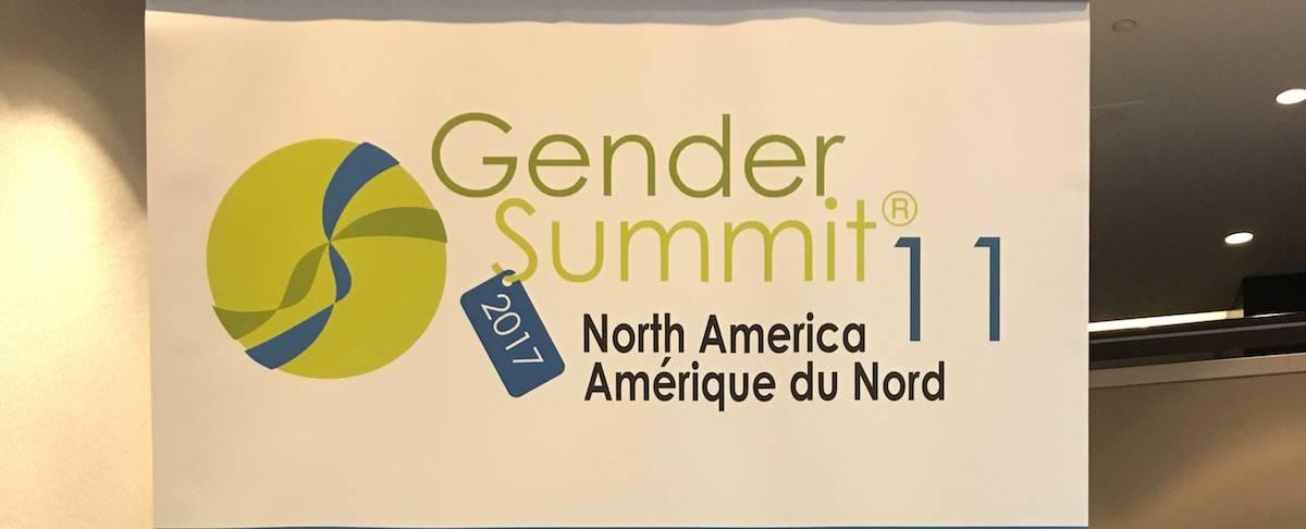 Gender Summit 11: Montreal, Canada