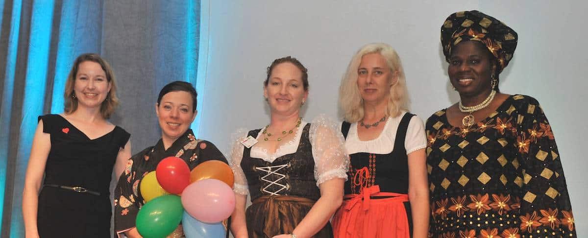SWE Celebrates International Women's Day