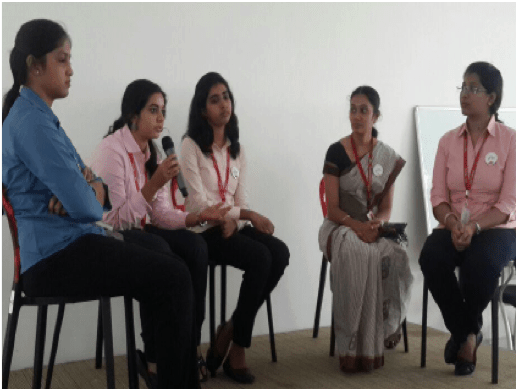 SWE's Chennai Affiliate Collaborates with Dow India - All