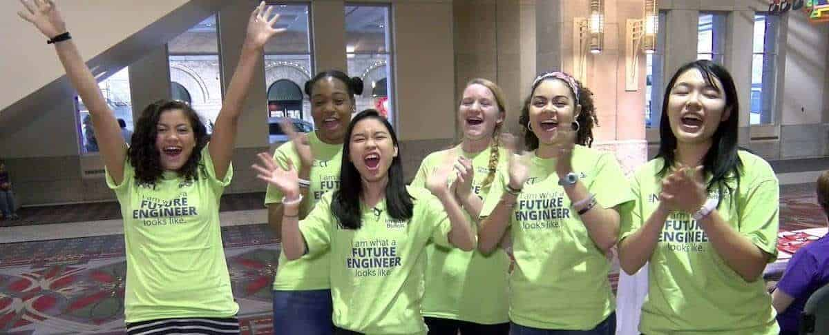 Video: Invent it. Build it., SWE's Hands-On Outreach Program