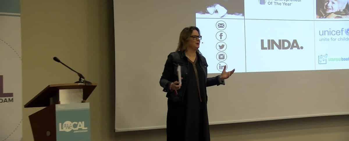 Video: WE Local Amsterdam Keynote Speaker Janneke Niessen