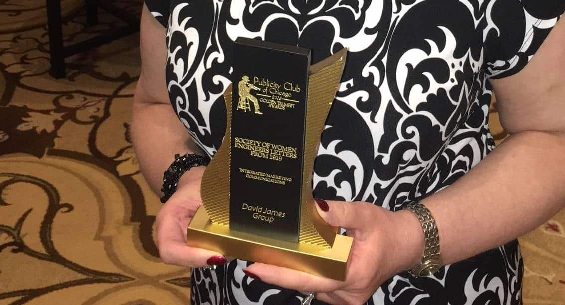 SWE Wins Golden Trumpet Award Two Years in a Row